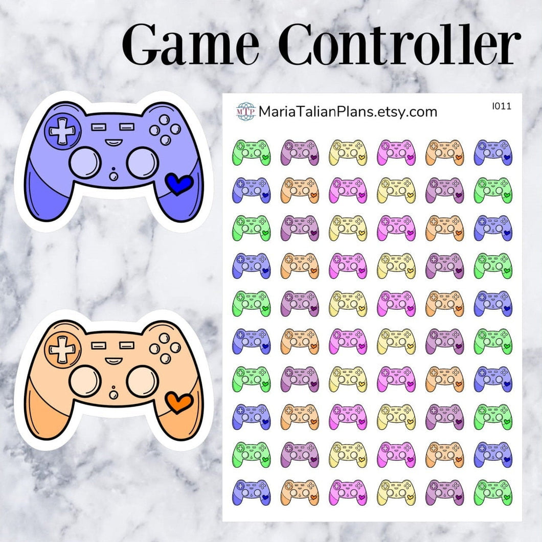 Game Controller Icons