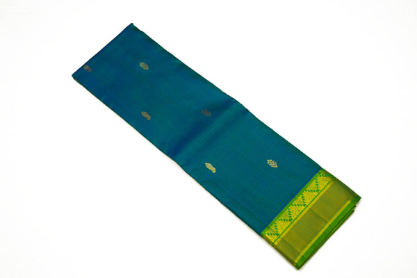 17052 Copper Sulphate with Green Pallu