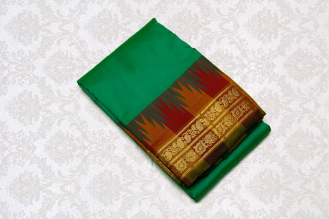 37716 Green with Maroon border