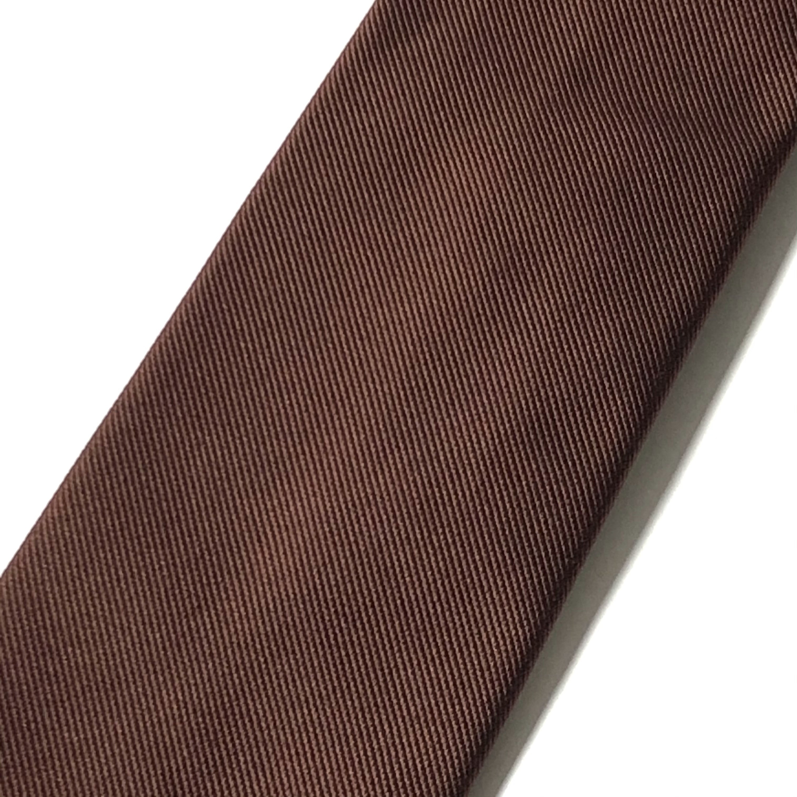 KYOTO WASHABLE SOLID TIE A