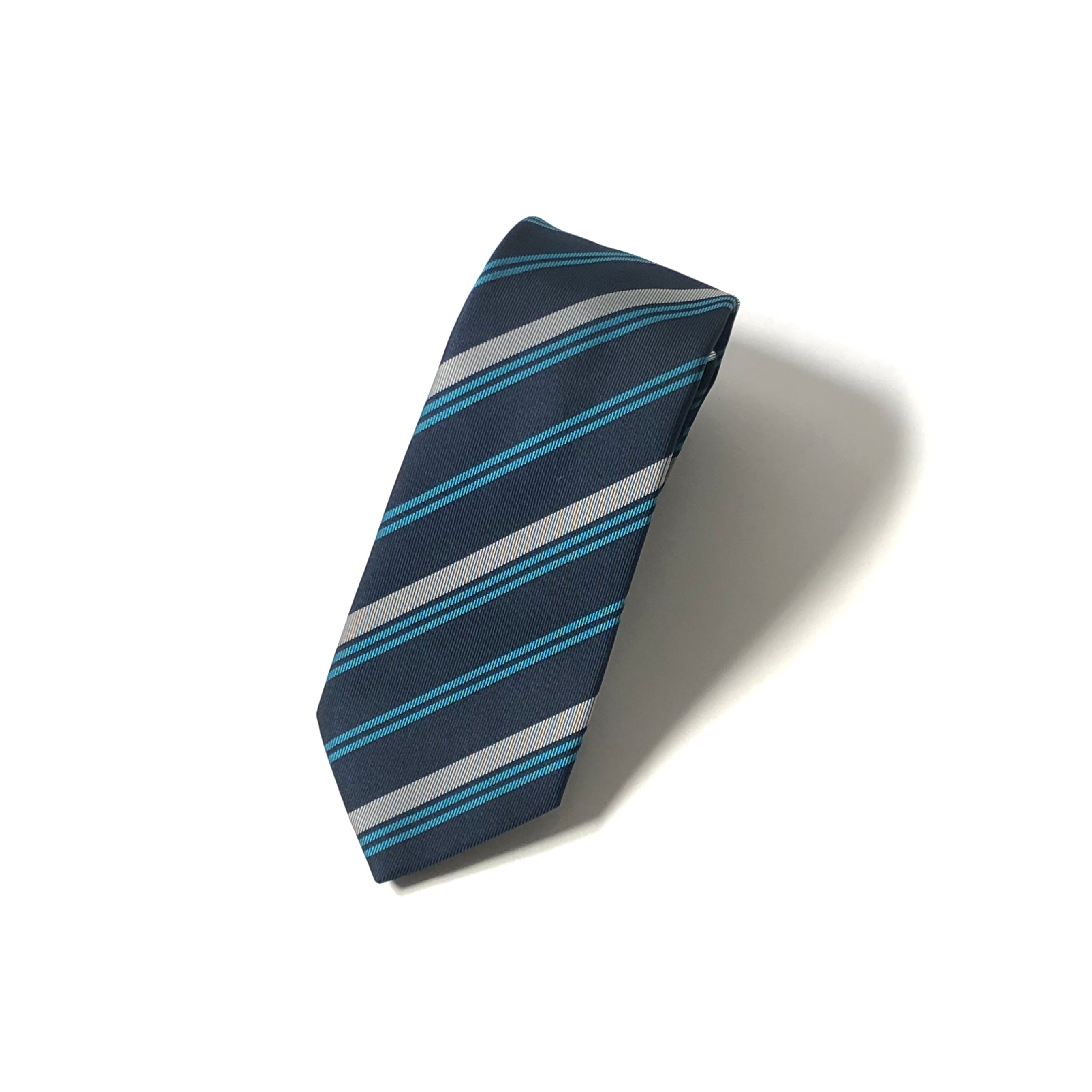 KYOTO WASHABLE STRIPE TIE C