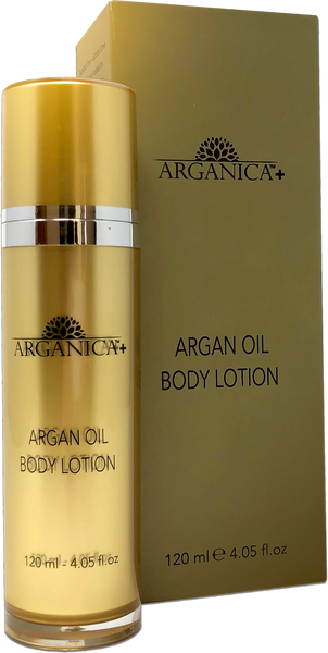 100% Pure Argan Oil Soothing Skin Body Lotion For A Radiant Glow
