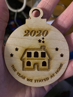 2020 The year we stayed at home