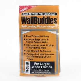 HH12 - Large Wall Buddies Hanger - Set