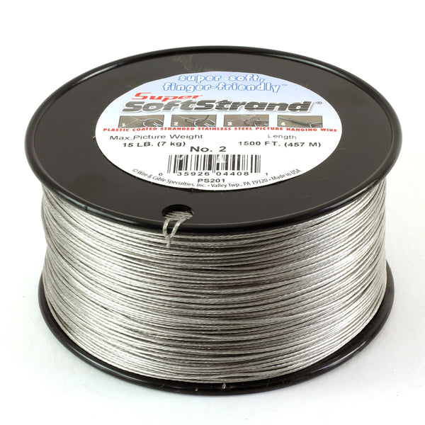 #2 Plastic Coated Wire