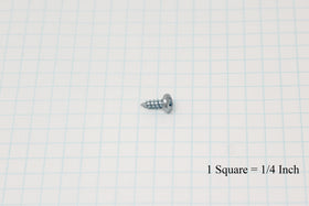 SA02 - 100 Pack - #6x3/8 Pan Head Screws