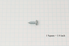 SA19 - 100 Pack - #8x1/2 Pan Head Screws