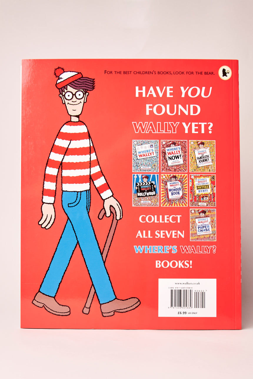 Where´s Wally Now?