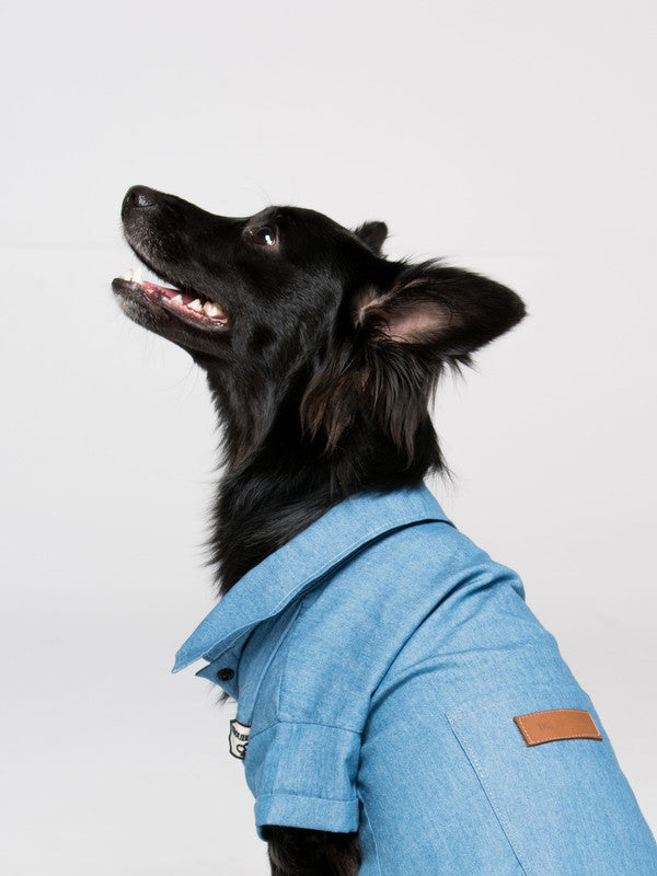 Camisa Rocko Denim