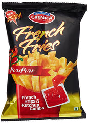 CREMICA FRENCH FRIES PERI PERI 34G