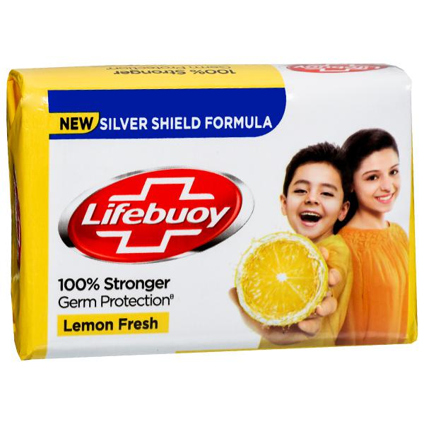 LIFEBUOY LEMON FRESH SOAP 125G