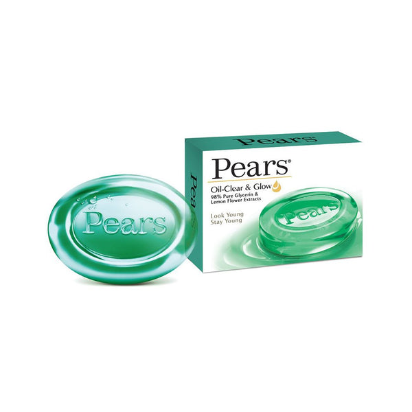 PEARS GREEN SOAP 75G