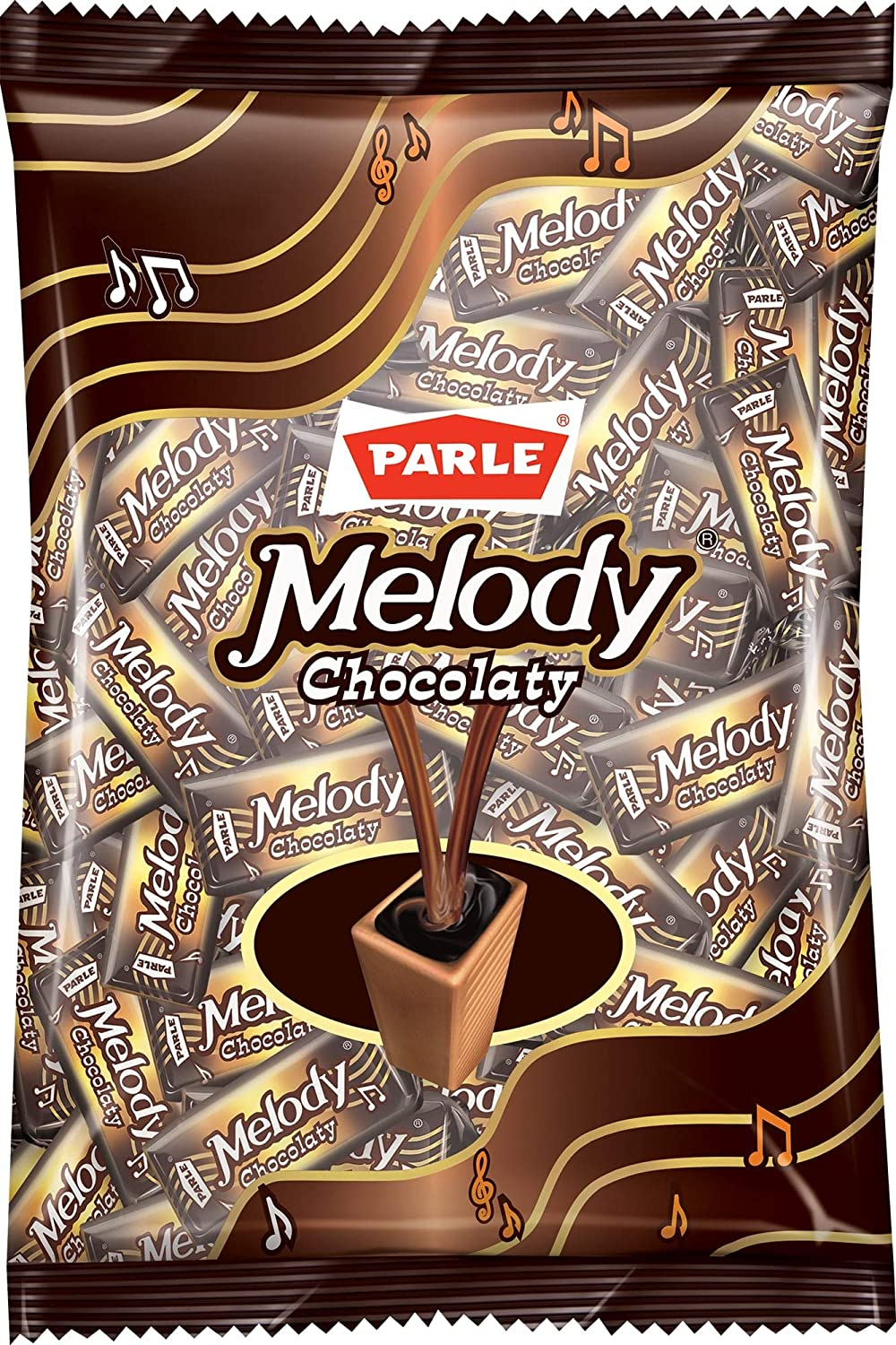 PARLE MELODY CHOCOLATY 195.5G