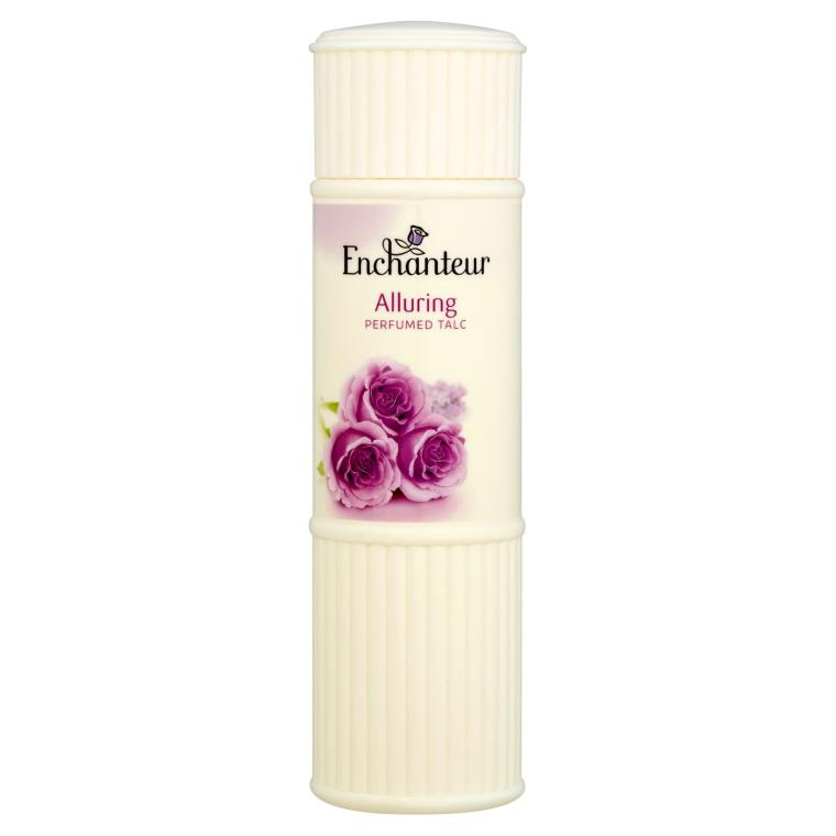 ENCHANTEUR ALLURING PERFUMED TALC 75 G