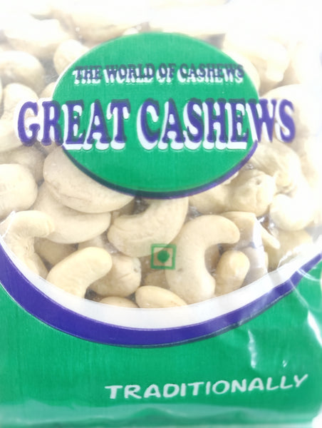 CASHEW NUT PLAIN 100 GM(w240)