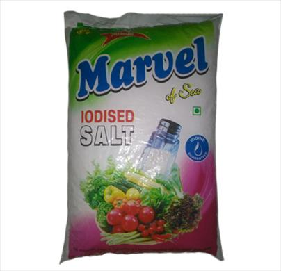 MARVEL IODISED SALT 1KG