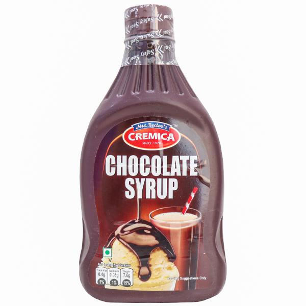 CREMICA CHOCOLATE SYRUP 300G
