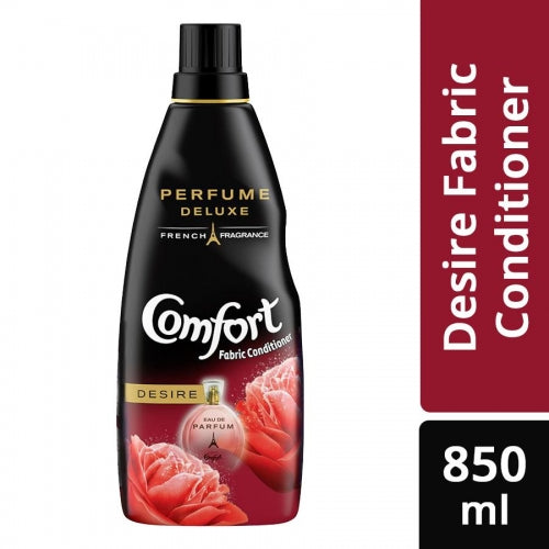 COMFORT FABRIC CONDITIONER DESIRE 850ML