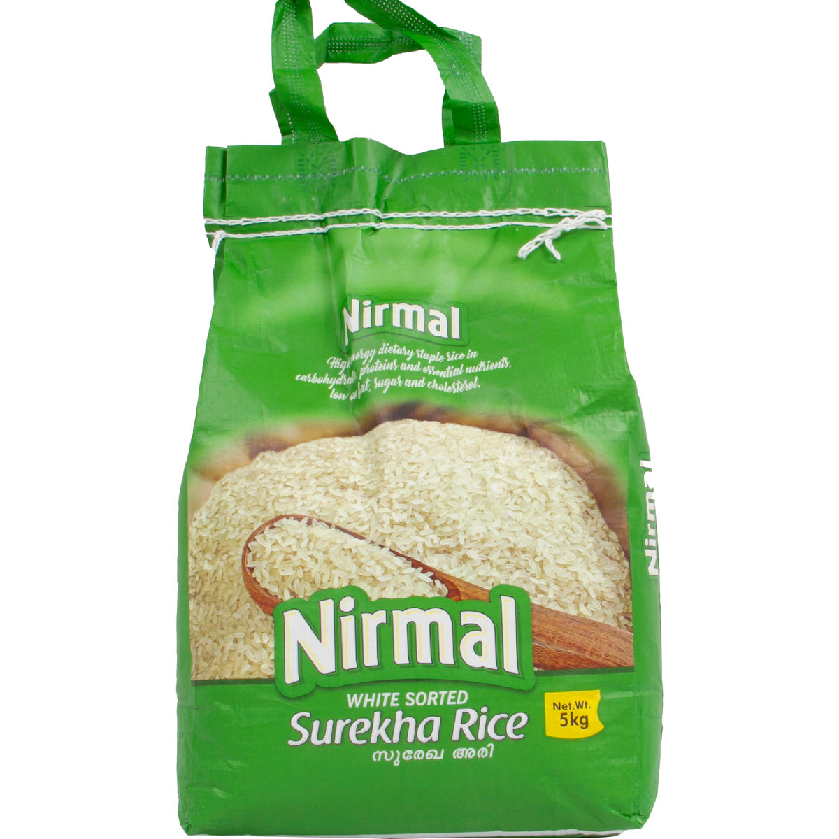 NIRMAL SUREKHA RICE 5KG BAG