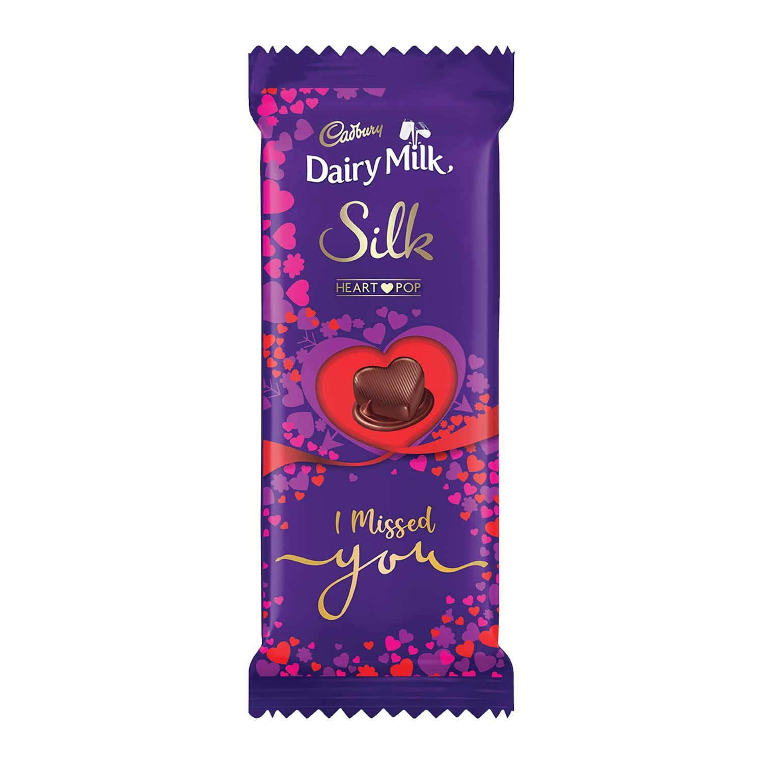 CADBURY DAIRY MILK SILK 150G