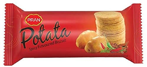 POTATA  BISCUITS 100G