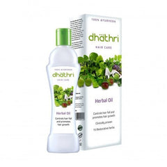 DHATHRI HAIR CARE HERBAL OIL 100ML