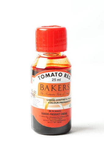 BAKERS TOMATO RED FOOD COLOR