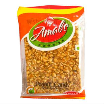 AMALS PEANUT CANDY 125GM