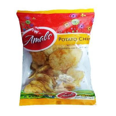 AMALS  POTATO CHIPS 90GM