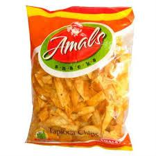AMALS  TAPIOCA CHIPS 150GM