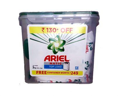 ARIEL MATIC TOP LOAD 3KG(3N*1KG)