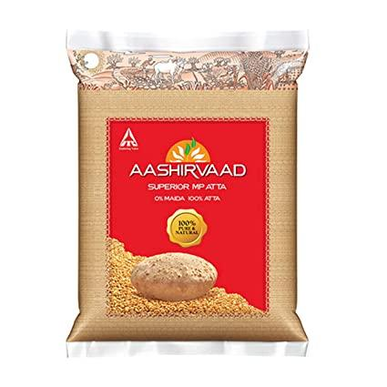 AASHIRVAAD SUPERIOR MP ATTA  500GM