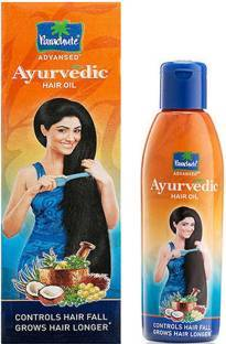 PARACHUTE AYURVEDIC HAIR OIL 190ML