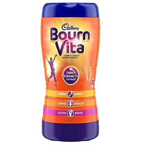 BOURVITA  HELTH DRINK 500GM JAR
