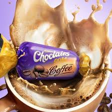 CADBURY CHOCLAIRS GOLD COFFEE CHOCOLATE 330G(60 UNITS*5.5G EACH)