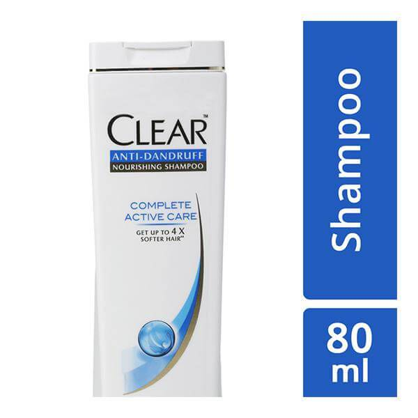 CLEAR ANTI DANDRUFF SHAMPOO 80ML