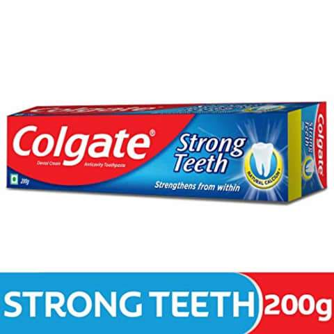 COLGATE TOOTH PASTE 200GM