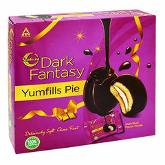 SUNFEAST DARK FANTASY  YUMFILLS PIE CAKE 253G (11 PACKS*23G)