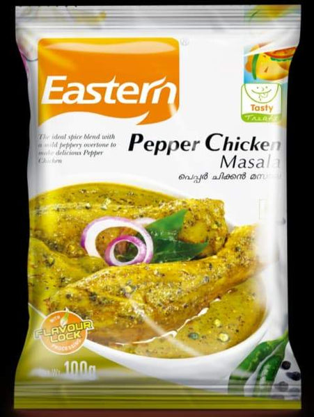 EASTERN  PEPPER CHICKEN MASALA100G