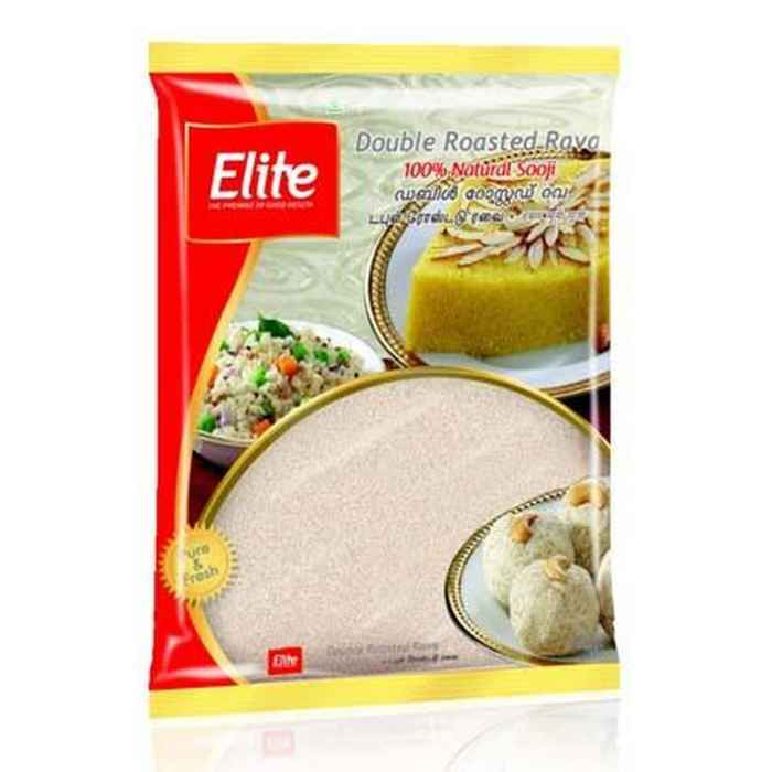 ELITE DOUBLE ROASTED  RAVA 1KG