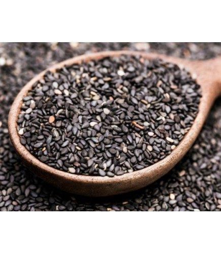 BLACK SESAME SEEDS(BLACK ELLU)100G
