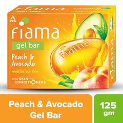 FIAMA GEL BAR 125G