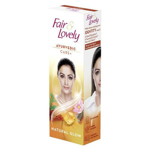 FAIR& LOVELY AYURVEDIC CARE  CREAM 50g