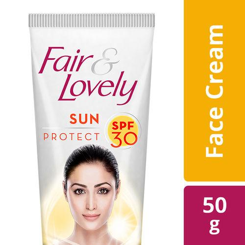 FAIR& LOVELY SUN PROTECT CREAM  50G