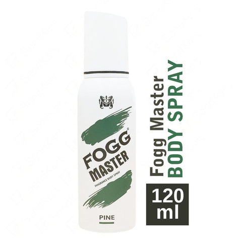 FOGG  MASTER BODY SPRAY PINE  120ML