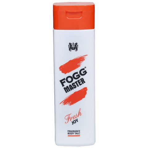 FOGG MASTER FRESH JOY BODY TALC 120G