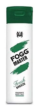 FOGG MASTER FRESH BREEZE BODY TALC 120G