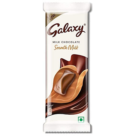 GALAXY MILK CHOCOLATE SMOOTH MILK 56G