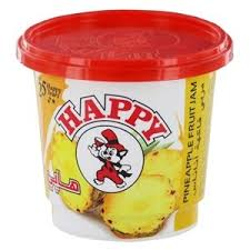 HAPPY PINEAPPLE JAM 200G