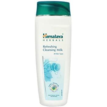 HIMALAYA REFRESHING CLEANSING MILK 100ML